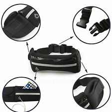 GYM TRAVEL SPORTS ACTIVE WAIST BELT FANNY PACK POUCH For BLU C6L