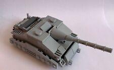 original LEGO PARTS - MICRO JAGDPANZER TANK (my design) light grey parts