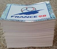 Panini France 98 World Cup Football Stickers - Superb - Complete Your Collection