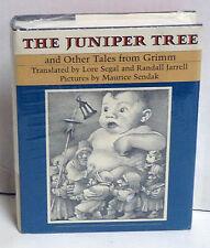 Maurice Sendak  illus. The Juniper Tree  1-Vol. Revised Edn.. 1st Thus As New