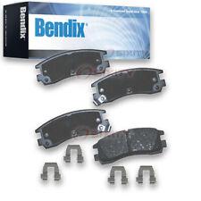Bendix SBC508 Stop By Bendix Ceramic Brake Pads - Pair Left Right Pad PGD508 ne