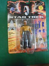 "New - Collectible Star Trek Generations Figure .""Lt.Commander Geordi Laforge"""