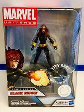 Marvel Universe BLACK WIDOW action figure 2012 Comic Series Toys R Us Exclusive!