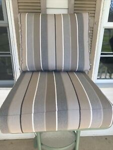 New Eddie Bauer Sunbrella Outdoor Cushions Seat And Back