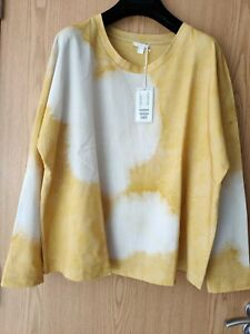 Cos Top  Yellow Size M