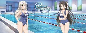Sakura Swim Club - PC Anime Visual Novel Adventure Game - Steam Key