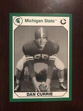1990 Michigan State Spartans Collegiate Collection #60 - Dan Currie (1955-57)