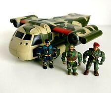 Military Muscle Men Soldiers O.S.F.T.M. Vintage 1993 - Skyryder Alpha Set