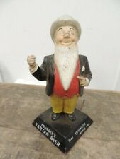 More details for vintage rubberoid william younger tartan beer bar figure