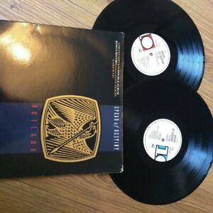 SPEAR OF DESTINY-OUTLAND (LIMITED EDITION DOUBLE LP  RECORDS