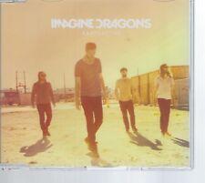 "IMAGINE DRAGONS ""Radioactive"" 2 Track CD Single"