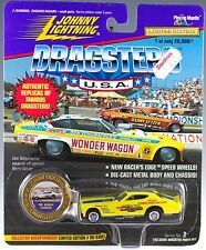 Johnny Lightning Dragsters USA Mr. Norm's Charger Series #2 MOC 1996