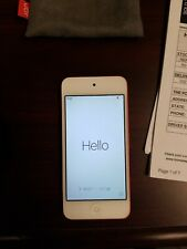 Apple iPod touch 5th Generation (Red product) 64GB