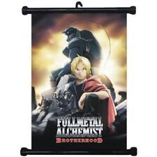 sp210669 FullMetal Alchemist Japan Anime Home Décor Wall Scroll Poster 21 x 30cm