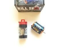 Trinity Revtech Killshot 17.5 Certified 5 motor with Gold Rotor + extra Purple