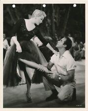 LANA TURNER RICARDO MONTALBAN Original Vintage 1953 LATIN LOVERS MGM Photo