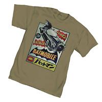 "Batman Batmobile ""Import"" Tee Shirt T-Shirt XL Extra Large"