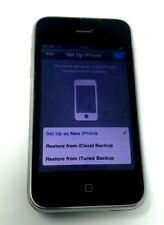 Apple iPhone 3GS - 16GB - Black A1303 (GSM) locked to EE