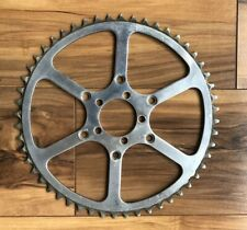 Vintage Bicycle Crankset Part Great Condition Made In France Ready To Ride