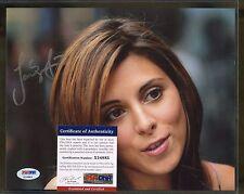 Jamie-Lynn Sigler Signed 8x10 Photo PSA/DNA COA Autograph AUTO Stock Photo
