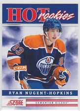 2011 11-12 Score #551 Ryan Nugent-Hopkins HR SP RC rookie Edmonton Oilers