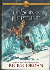 Heroes of Olympus Son of Neptune by Rick Riordan 2011 Hardcover first edition
