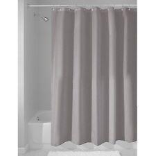 InterDesign Tenda doccia in tessuto, Tende per doccia in poliestere con (s1e)
