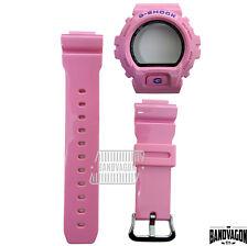 Casio G-Shock DW-6900SN-4 Mat Dial Bubble Gum Pink Hardcase & Resin Band & Bezel