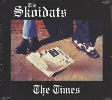 THE SKOIDATS - THE TIMES - (still sealed digi pak cd) - BADfi CD 003