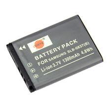 DSTE SLB-0837B Battery for SAMSUNG L70 L70B NV10 NV15 L201