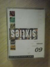COLLECTABLE SIXTIES CASSETTE TAPES
