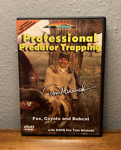 Professional Predator Trapping - Fox, Coyote, And Bobcat - DVD - VERY GOOD