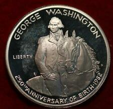 Uncirculated Proof 1982-S SF Mint George Washington Silver Comm Half