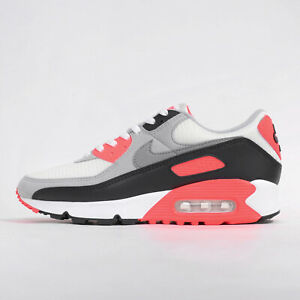 Nike Air Max III Infrared DISCOLORATION MISSING ACCESSORIES Men US9 CT1685-100