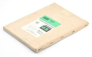 "NOS 20 Sheets Svema Foto-65 18x24cm (7.08x9.45"") Negative B&W Sheet Film!"