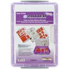 Zutter Handy Cling & Clear Stamp Storage System   718122763245