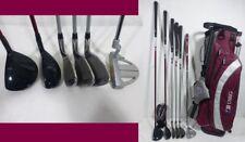 "EX+ ~ US Kids WT-10 Left Hand Golf Clubs 6 Pc Set w/Bag Juniors 60-63"" LH"