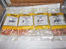 """(50 Pcs) Tweco El1645 Contact Tip El .045""""-1,2mm,NEW,(2 Bag 25 pcs Each)"""