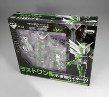 Ichiban Kuji Banpresto R/D Real Deform Kamen Rider Double W (Last One Color)