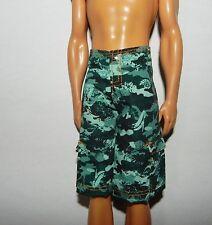 1/6 SHORT BERMUDA Calecon Underwear KEN MATTEL DOLL POUPEE 3