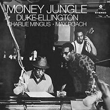 Duke Ellington - Money Jungle [New Vinyl LP] Bonus Tracks, 180 Gram