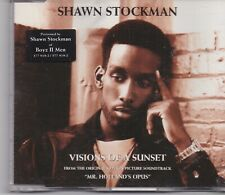 Shawn Stockman-Visions Of A Sunset cd maxi single