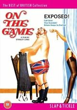 ON THE GAME DVD Stanley Long Charles Gray Lloyd Lamble UK Release R2 New Sealed