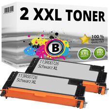 2x XXL Toner 113R00726 Drucker Kartusche für Xerox Phaser 6180 Doppelpack SET