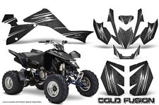 SUZUKI LTZ 400 09-15 GRAPHICS KIT CREATORX DECALS COLD FUSION B