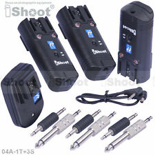30m-Wireless/Radio Strobe&Flash Trigger PT-04 for Sony Camera&Speedlite-3 RX