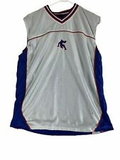 And 1 Reversible   Basketball Jersey  Blue / White