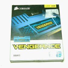 Corsair Vengeance 16GB DDR3 PC Desktop Memory RAM Modules PC3-12800 1600Mhz DIMM
