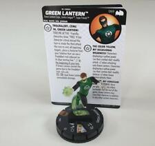 Heroclix Batman Animado Serie 069 Linterna Verde (Chase) Coleccionable En Miniatura
