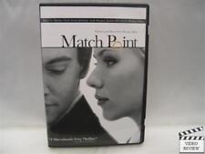 Match Point * DVD * Widescreen * Woody Allen *